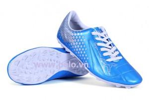 Giày bóng đá Coavu Dragon,da tổng hợp xanh ngọc BLGB0002
