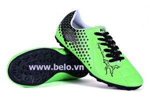 Giày bóng đá Coavu Dragon,da tổng hợp xanh lá BLGB0003
