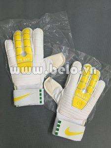 Găng tay thủ môn xịn Nike T90 Grip vàng