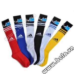 Tất bóng đá Adidas cao cấp giá rẻ đủ 7 màu