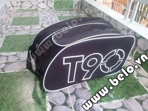 Túi đựng giày thể thao hai ngăn Nike T90 màu đen
