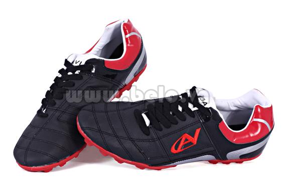 Giày bóng đá Coavu giả da 09 đẳng cấp màu đen