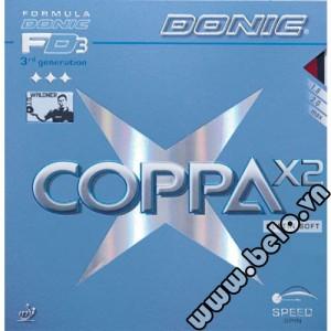 Mặt vợt bóng bàn Coppa X2 Platin Soft