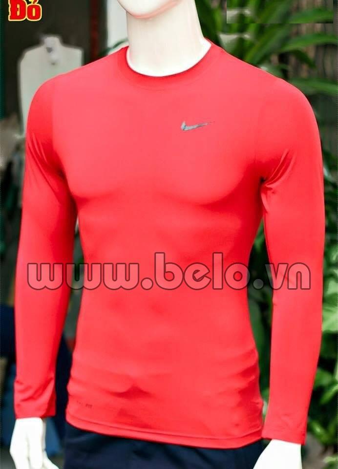 Áo lót bóng đá body giá rẻ mẫu BOD009 adidas đỏ