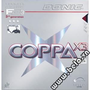 Mặt vợt bóng bàn COPPA X3 Silver