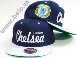 mũ bóng đá CLB Chelsea Hiphop