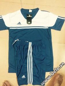 Áo không logo Adidas cao cấp  xanh AKLG2016-24