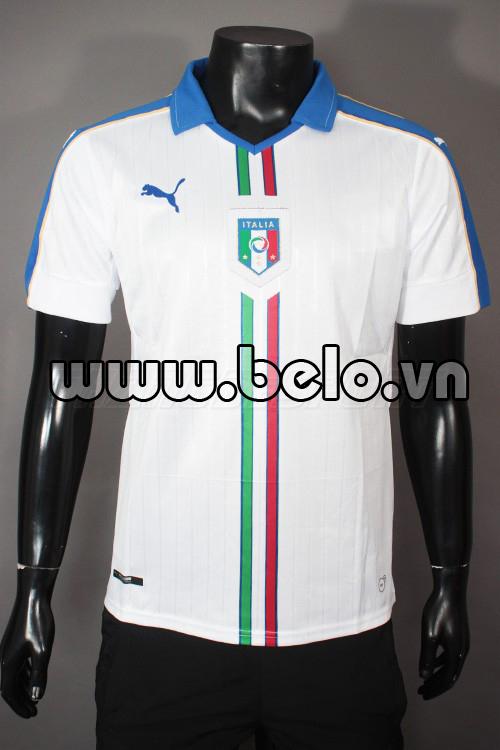 Áo bóng đá đội tuyển Italy năm 2015-2016