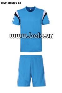 Áo bóng đá cao cấp độc quyền Belo's X1