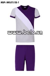 Áo bóng đá cao cấp độc quyền Belo's X2