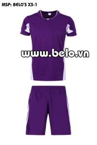 Áo bóng đá cao cấp độc quyền Belo's X3