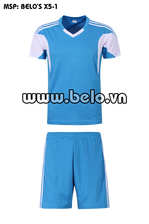 Áo bóng đá cao cấp độc quyền Belo's X5