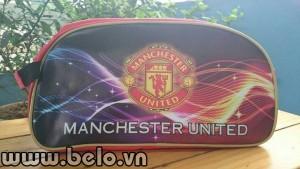 Túi đựng đồ bóng đá cao cấp Manchester United 3D