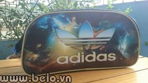 Túi đựng đồ bóng đá Adidas 3D cao cấp