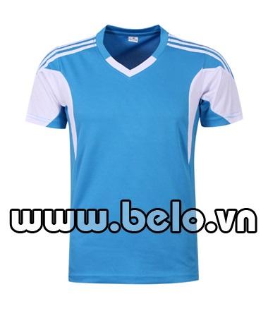 Áo bóng đá không logo độc quyền Belo's X5