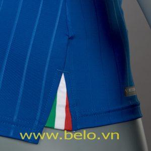 Áo Italia màu xanh dương EURO 2016