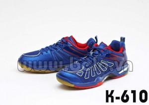 Giày Kawasaki K610 xanh dương chất lượng cao.