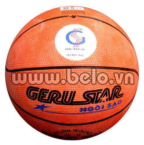 Quả bóng rổ Gerustar – Bóng rổ số 5 tập luyện