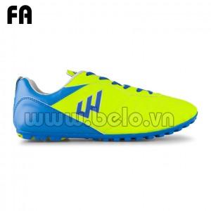 Giày bóng đá Prowin mã FA màu xanh bích