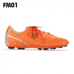 Giày bóng đá Prowin mã FM01 màu cam