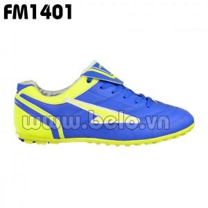 Giày bóng đá Prowin mã FM1401 màu xanh dương