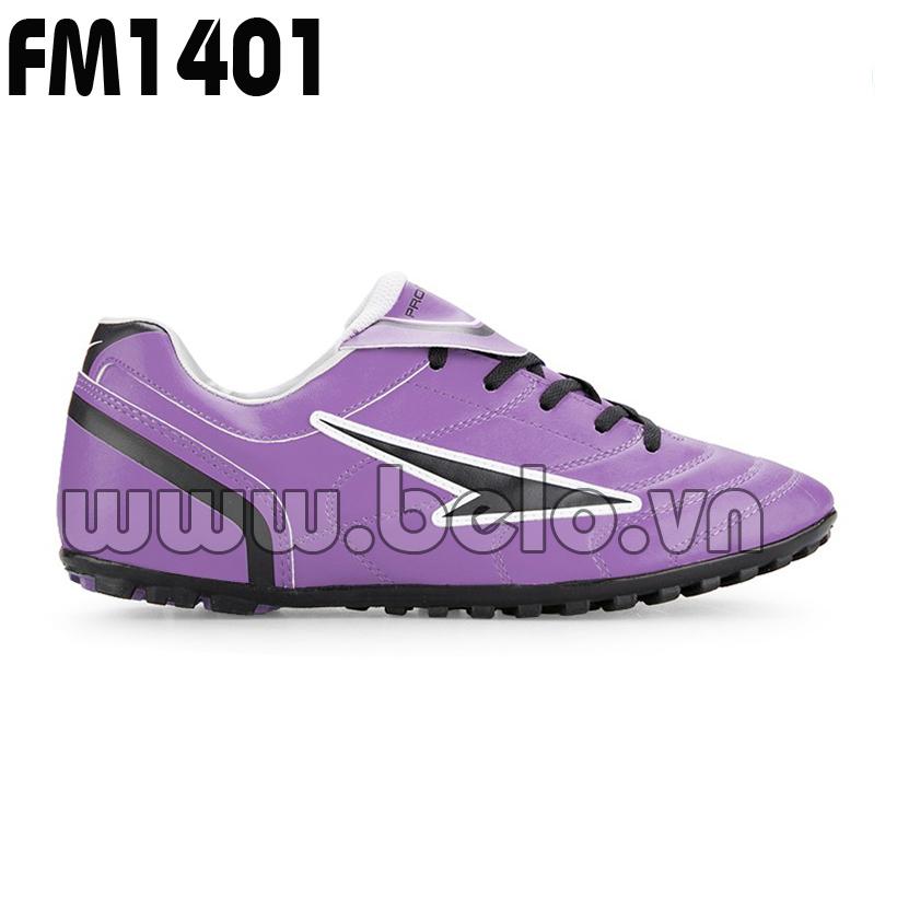 Giày bóng đá Prowin mã FM1401 màu tím