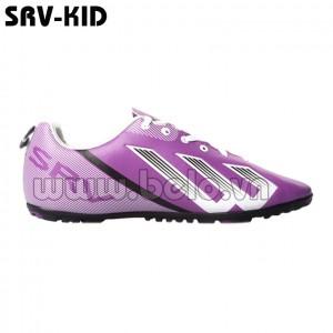Giày bóng đá Prowin trẻ em mã SRV-KID màu tím