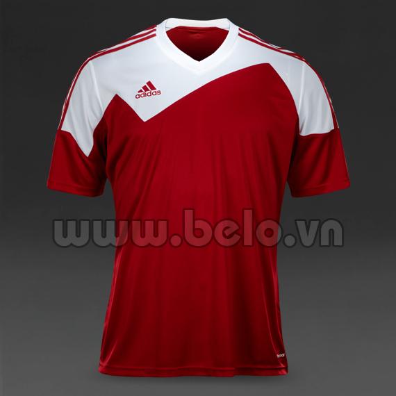 Áo bóng đá không logo Adidas Belo's X9 thun thái