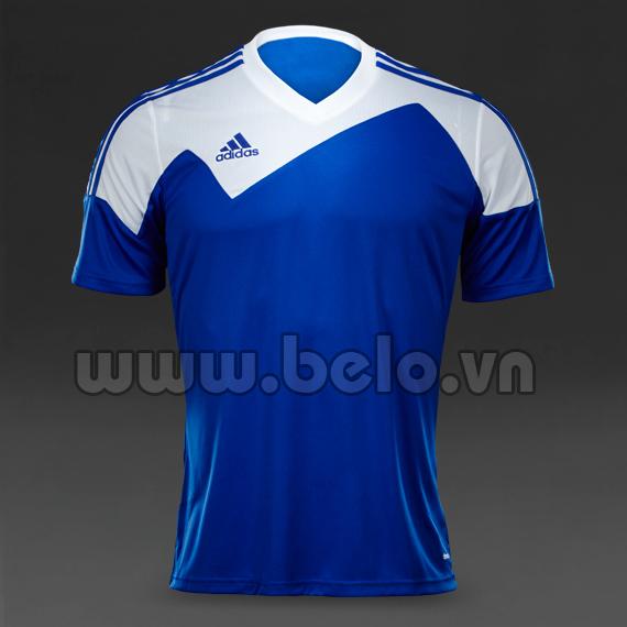Áo bóng đá không logo Adidas Belo's X8 thun thái