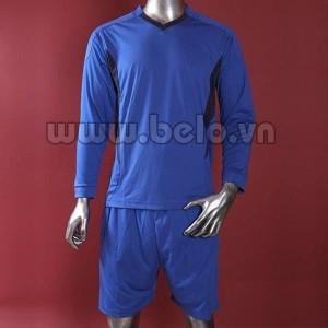 Áo thủ môn màu xanh dương giá rẻ