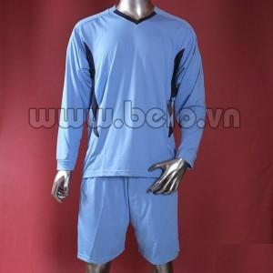 Áo thủ môn màu xanh ngọc giá rẻ