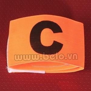 Băng đội trưởng chữ C màu cam giá rẻ