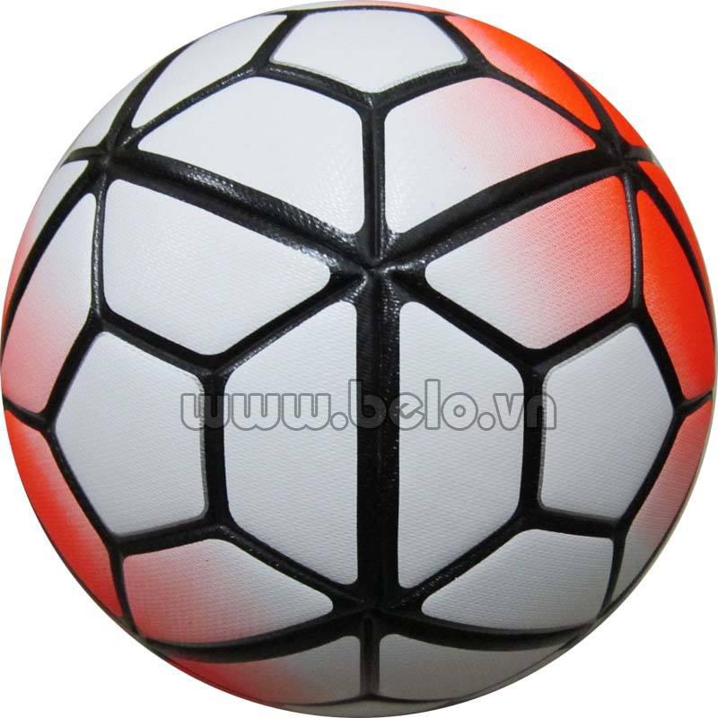 Quả bóng Hải Phòng chính hãng ngoại hạng Anh năm 2015 màu đỏ cam