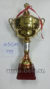 Cúp thể thao mã Belo099 cao 45 cm