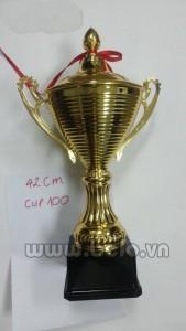 Cúp thể thao mã Belo100 cao 42cm