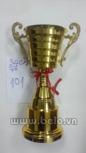Cúp thể thao mã Belo101 cao 34cm