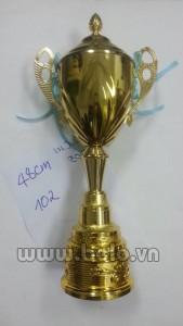 Cúp thể thao mã Belo102 cao 48cm