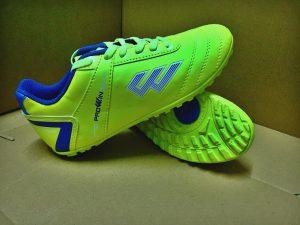 Giày bóng đá Prowin S50 màu xanh chuối chính hãng
