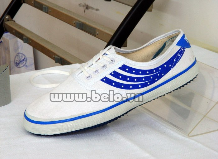 Giày Bata tầu Warrior xịn