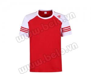 Áo bóng đá không logo cao cấp adidas thun thái mã Belo's X11