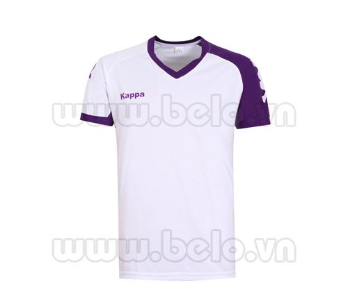 Áo bóng đá không logo Kappa Vip tím
