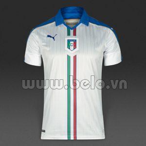 Áo Ý màu trắng sân khách 2016-2017