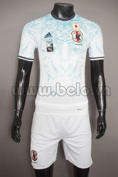 Áo đội tuyển Nhật trắng 2016-2017