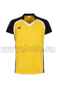 Áo bóng chuyền nam Mizuno màu vàng MN02