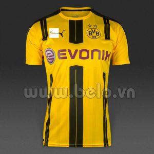 Áo bóng đá CLB Dortmund vàng mùa 2016-2017
