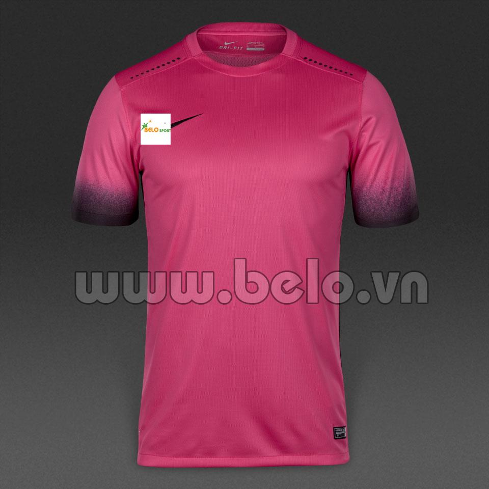 Mẫu áo bóng đá không logo giá rẻ N5 mới nhất 2016-2017