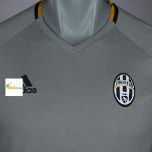 Áo Juventus màu ghi giá rẻ nhất Hà Nội 2016-2017