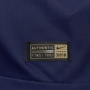 Áo PSG màu xanh sân nhà 2016-2017