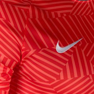 Áo PSG sân khách màu đỏ 2016-2017.