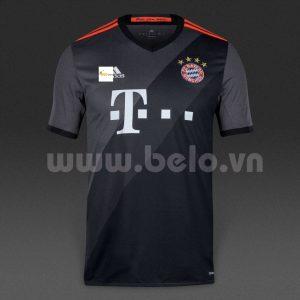 Áo Bayern Munich sân khách 2016-2017